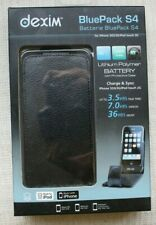 Dexim BluePack S4 Battery/Case for iPhone/iPod Touch *FAST & FREE DELIVERY!!*