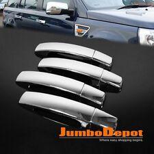 Fit 2006-2010 Land Rover Range Rover Sport LR2/LR3 Chrome Side Door Handle Cover