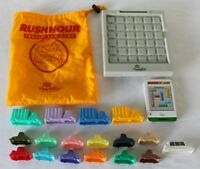RUSH HOUR / RUSH HOUR DELUXE GAME SPARES Choices of Cars, Lorries, Cards & Board