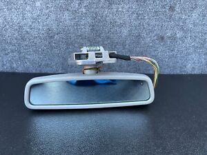 ✔MERCEDES W220 W215 CL500 SL600 INTERIOR REAR VIEW MIRROR GREY 2208100217 OEM