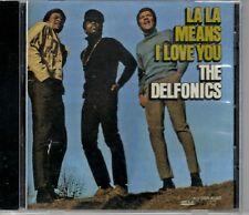 The Delfonics - La La Means I Love You - CD - Brand New