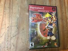 Jak and Daxter: The Precursor Legacy Greatest Hits Sony PlayStation 2