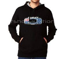 Oakley Manly Hoodie Black Size S Mens Australia Flag Warm Fleece Jumper Sweater