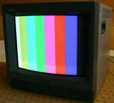 Sony  PVM-14 N1E  Trinitron Color Video Monitor getestet 14 Zoll