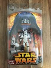 Clone Trooper Variation REVENGE of the Sith Episode 3 III E3 TARGET Exclusive