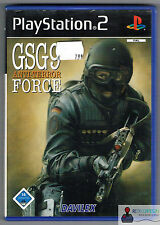 Playstation PS2 Spiel - GSG9 ANTI TERROR FORCE - CD in Hülle OVP