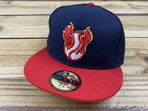 NWT New Era 59Fifty MiLB Phoenix Firebirds Fitted Hat Sz 7 3/8 Hat Club