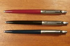 """""""PARKER"""" Lot of 3 Ballpoint Pens COLLECTIBLE!"""