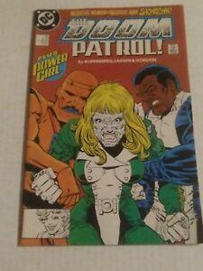 The Doom Patrol  #13 October 1988 DC Comics