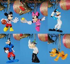 CHRISTBAUMSCHMUCK Weihnachten Xmas Deko Disney Olympics Mickey Minnie Goofy Cow