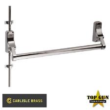 CARLISLE Brass XDB5760PC MANIGLIONE ANTIPANICO Bullone + funzione A PINZA + barre verticali