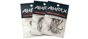 AHREX PREDATOR STINGER PR320 LARGE SUPERSTRONG HOOKS FOR HEAVY WEIGHT FLIES