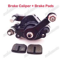 Front Disc Brake Caliper Pads 47cc 49cc Mini Moto Scooter Dirt Pocket Bike ATV