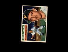 1956 Topps 46A Gene Freese Gray Back VG #D750345