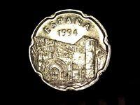 50 pesetas 1994 cuevas de Altamira, Juan carlos I SC, spain coin.