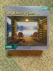 """Buffalo Games """"Opening Day"""" """"NEW"""" 1000 Piece Puzzle"""