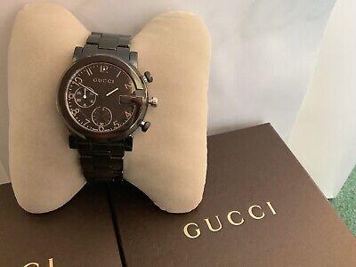 Ladies Gucci G-Chrono Watch YA101352