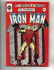 ComicOrama #1096 1976 French Canadian Iron Man Reprints!