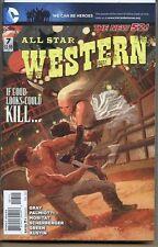 All Star Western 2011 series # 7 very fine comic book