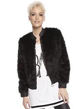 LEE Chelsea Fur Bomber Jacket Women