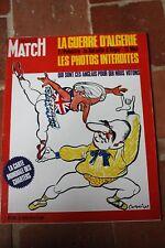 22 avril 1972 Paris match 1198 algerie angleterre perrier