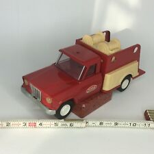 Vintage Tonka Red Jeep Fire Truck -  No light or ladders
