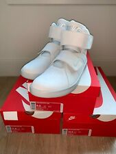 Nike Marxman PRM Platinum Sz 9.5 10.5 11.5 Air Mag Trainer NEW 832766-001 LOT