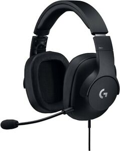 Logitech G Pro Wired Surround Sound Gaming Headset - Black (IL/RT6-14846-981-...