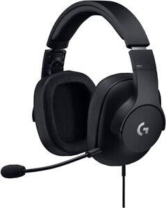 Logitech G Pro Wired Surround Sound Gaming Headset - Black (IL/RT6-14846-981-...