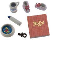 Dollhouse Miniatures 1:12 Scale Baby Set, 7pc #IM65416
