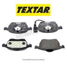 Front Audi TT Volkswagen Beetle Golf Jetta Disc Brake Pad Textar 2339201
