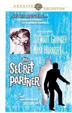 THE SECRET PARTNER (Stewart Granger) -  Region Free DVD - Sealed
