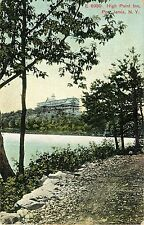 A View of the High Point Inn, Port Jervis NY R.P.O. N.Y. & Salamanca 1909