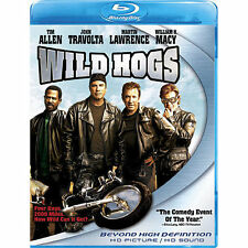 Wild Hogs (Blu-ray Disc, 2007) New  Sealed