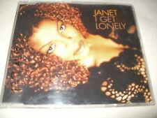 JANET JACKSON - I GET LONELY - UK CD SINGLE