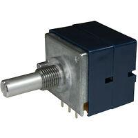 ALPS RK27112 Das Blaue Audio Potentiometer Dreh-Poti 10K 50K 100K 250K 500K 1M