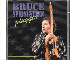 """BRUCE SPRINGSTEEN - RARO 2 CD ITALY ONLY 1992 """" PLUGGED """""""
