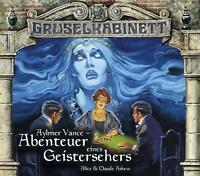 Gruselkabinett 054 und 055 Abenteuer eines Geistersehers (2011, Hörspiel)