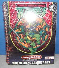 Teenage Mutant Ninja Turtles álbum lamincards Collection Edibas vacío OVP imágenes