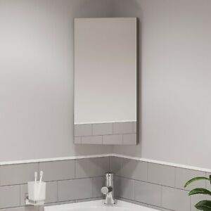 Wall Mounted Bathroom Corner Cabinets For Sale Ebay