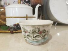 English Bridges  Alfred Meakin Sugar Bowl/Condiment bowl