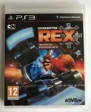 PS3 Generator Rex: Agent of Providence (2011), UK Pal, New & Factory Sealed