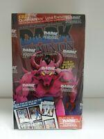 Dark Dominion Zero Issue Collectible Trading Card 36 Pack Box