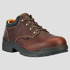 Leather Work & Safety Solid 7 Occupational Shoes for Men