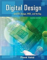 Digital Design with RTL Design, VHDL, and Verilog, 2E by Frank Vahid