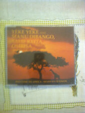 YEKE YEKE FEAT  KEITA, DI BANGO,OSIBISA - WELCOME TO AFRICA  -  2 TRACKS -  CD
