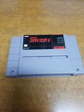 Super Scope 6 (SNES)(Super Nintendo)