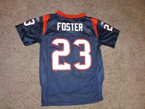 Houston Texans ARIAN FOSTER Football Jersey youth Small