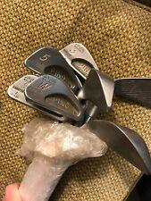 Ladies Ping Irons  3 Thru Sand Wedge