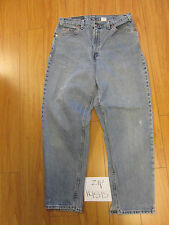 used Levi 560 loose fit tapered leg grunge tag 33x30 meas 31x29 jean zip14515